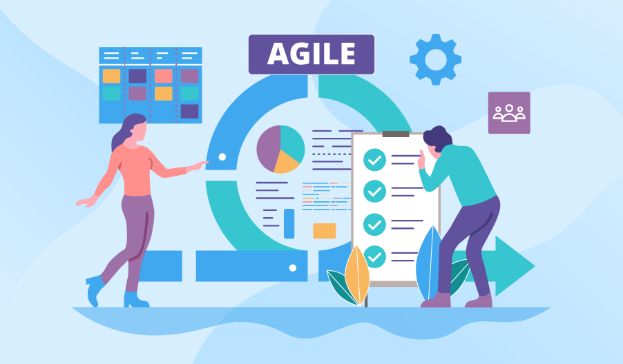 More and more companies work using agile methodologies. Why?